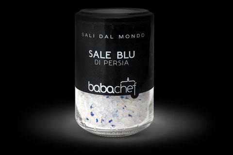 Sale Blu Di Persia : Sale blu di persia baba chef